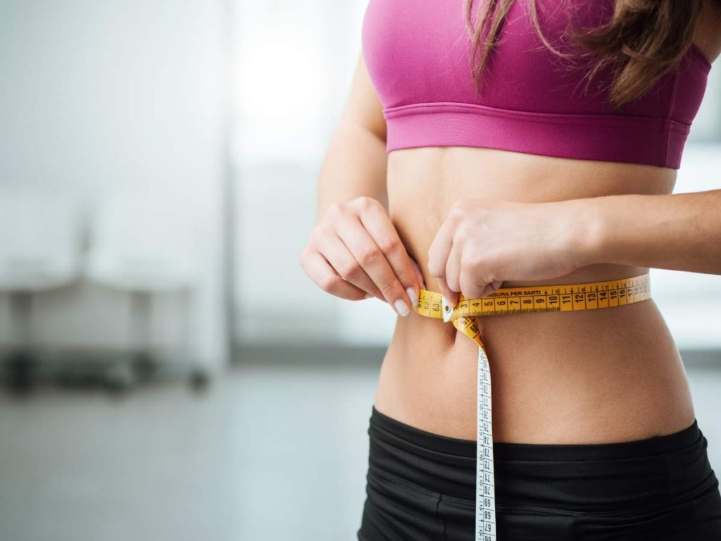 losing weight and fat loss?