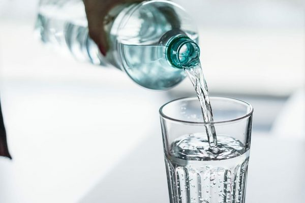 detox by drinking water